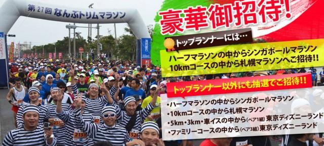 「第28回 なんぶトリムマラソン」の画像