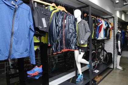 「渋谷に直営店OPEN!サイクリングウェアのrericがランニングに参入」の画像