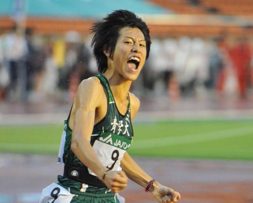 「「チャラ男」「ビックマウス」と揶揄される元青学・2区の大谷遼太郎さんが競技種目を変えた理由」の画像