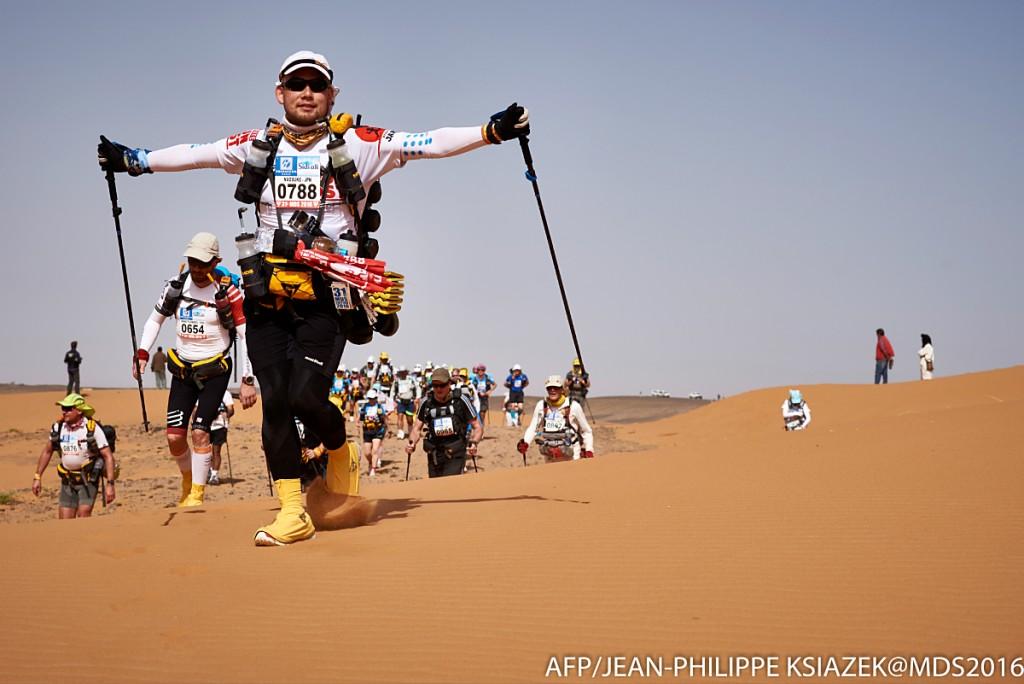 「第32回 サハラマラソン2017(モロッコ)」の画像
