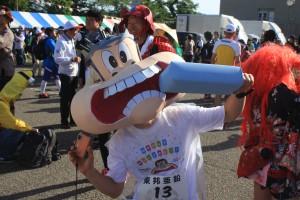 「ガリガリ君はこの後、峠コースを完走!!」の画像