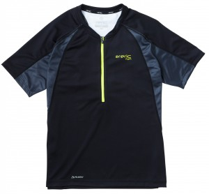「Denali(デナリ)ハーフジップTシャツ②」の画像