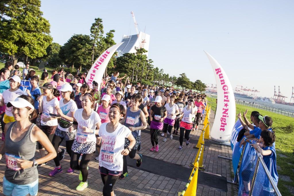 「美しく走る女性のためのランイベント「RunGirl★Night」9月3日(土)開催!」の画像