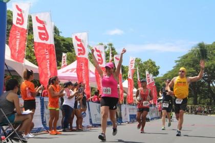 「第46回JTBマウイマラソン」の画像