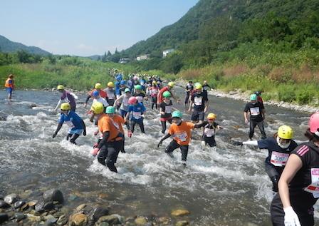 「第21回信州爆水RUNin依田川」の画像