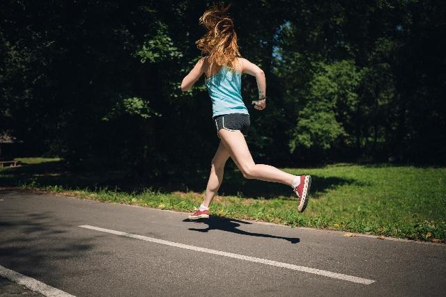 「【無名時代の高橋尚子さんの自主練習】走った大阪のコースを白地図で塗りつぶしていた」の画像