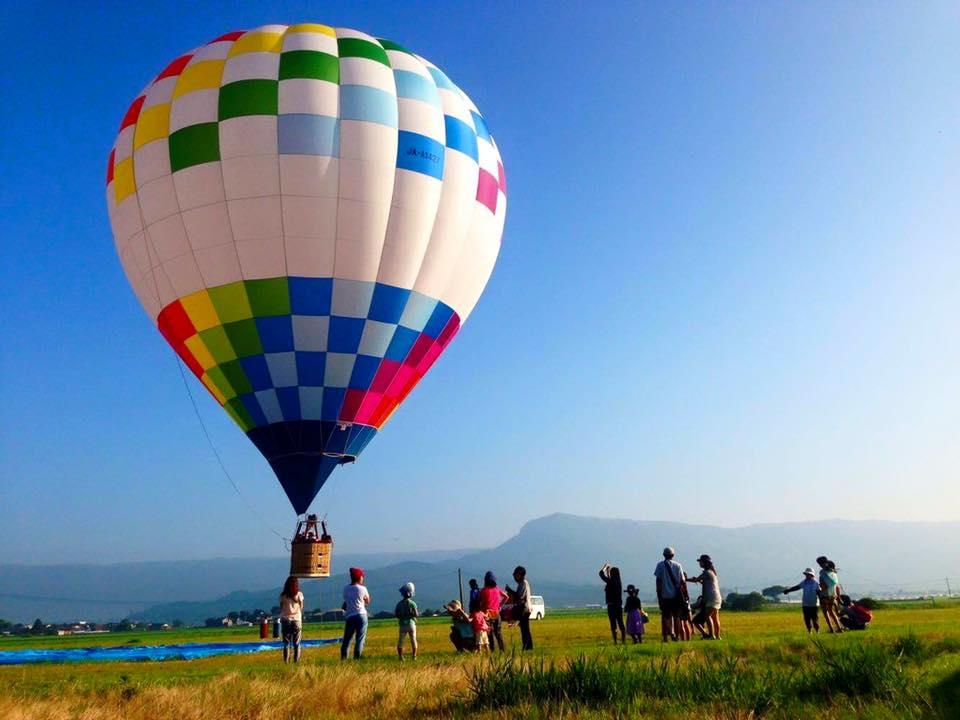 「気球も登場!? 熊本復興支援「第一回キタクマリレーマラソン」」の画像