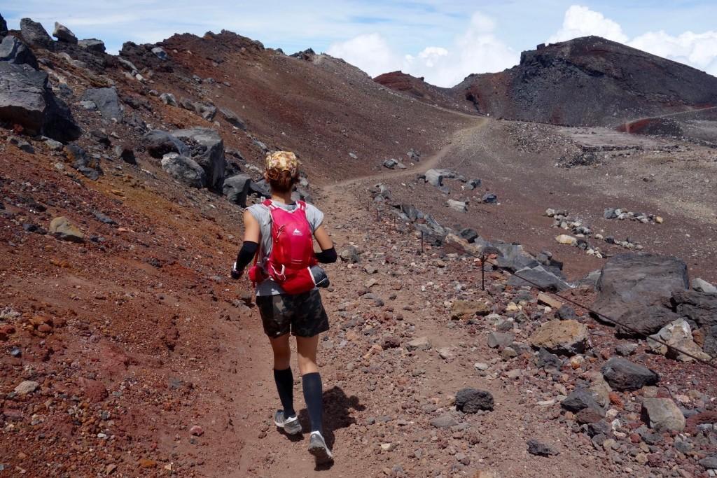 「富士山へラントリップ!山頂までトレイルランニングをしてきました。【Runtrip × T&S】」の画像