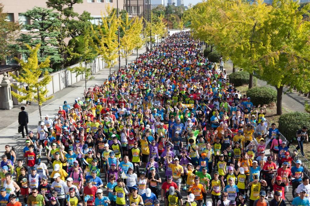 「その規模は西日本最大! 第6回大阪マラソン ~OSAKA MARATHON 2016~」の画像