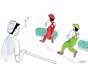 「【ランナーあるある】暑くなる前にランニングしようと早起き(は、したが……)」の画像