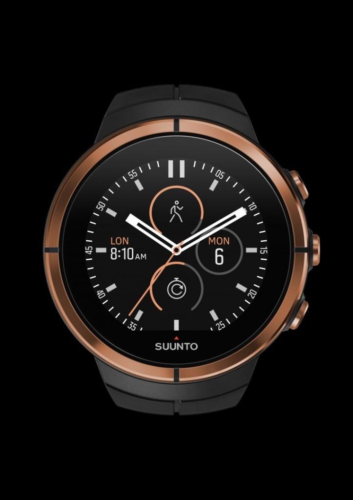 「【スント】〝最上級〟のパフォーマンスウォッチに新たなデザインが登場! GPSウォッチ 「SUUNTO SPARTAN ULTRA COPPER」10月6日(木)新発売」の画像