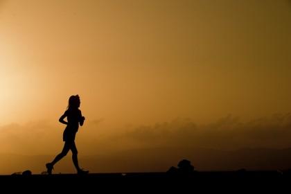 「AB型ランナーは、ちょっとつまずいただけで頭の中が『健康』に占拠される?」の画像