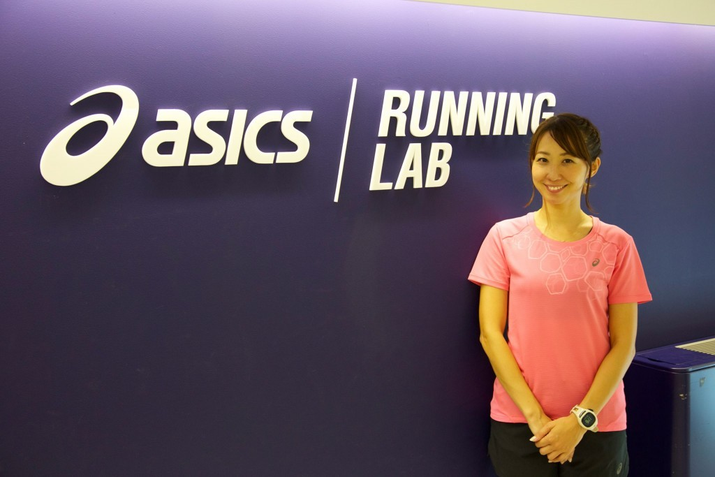 「ASICS RUNNING CLUBコーチの池田美穂さんに聞く!「フルマラソンだけが楽しみではない」ランニングの話」の画像