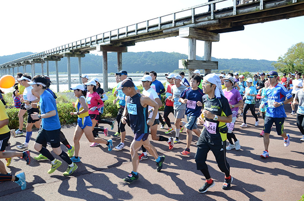 「マラソン専用コース「リバティ」を走る静岡県のマラソン大会って? 第8回島田大井川マラソンinリバティ」の画像