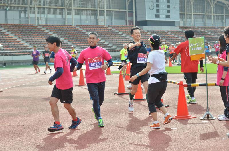 「親子マラソン、リレーマラソンなど多彩な種目を用意! KASHIWAマラソン2016」の画像