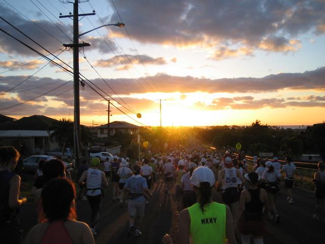 「ホノルルマラソンを完走するための3つのポイント【ホノルルマラソン攻略への道】」の画像