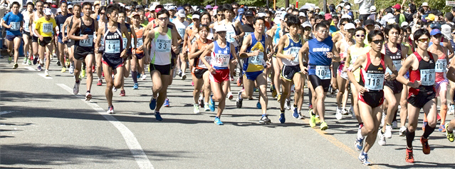 「高低差約92mのタフなレース! 第31回田沢湖マラソン」の画像
