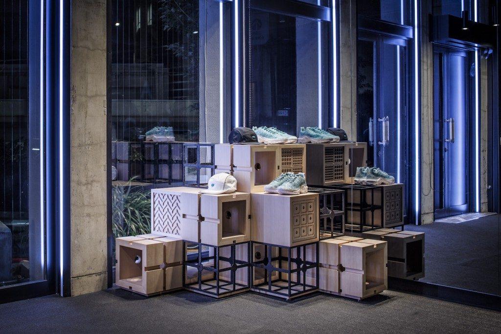 """「世界7店舗目の『NIKE LABO』オープン!! この冬の""""特別""""なアイテムを探せ!!」の画像"""