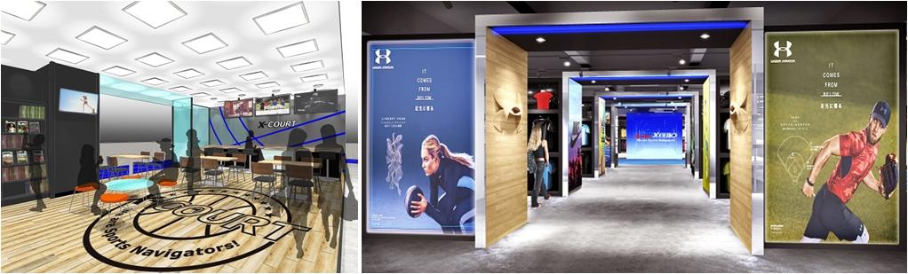「ケンブリッジ飛鳥選手が「スーパースポーツゼビオ リバーウォーク北九州店」にやってくる! 店内には「アンダーアーマーコーナー」がオープン」の画像
