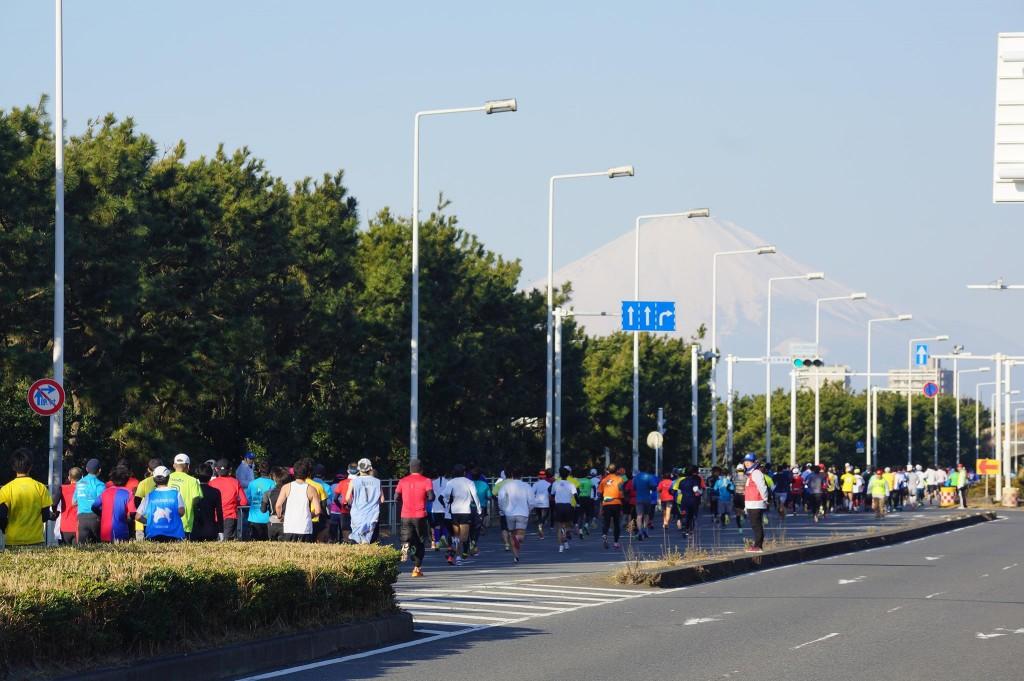 「日本屈指の景勝地・江ノ島を発着点とした大会! 第7回湘南藤沢市民マラソン2017」の画像
