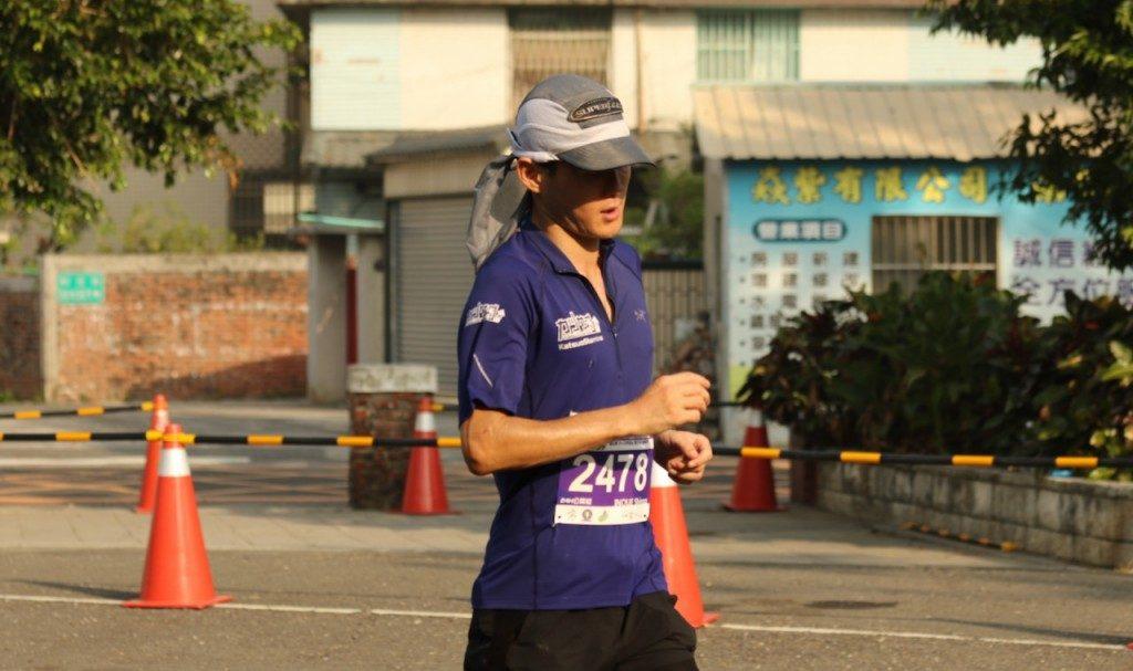 「東京〜福島間の330kmを4日間で走る!?IAU24時間走で優勝した井上真悟選手にインタビュー」の画像