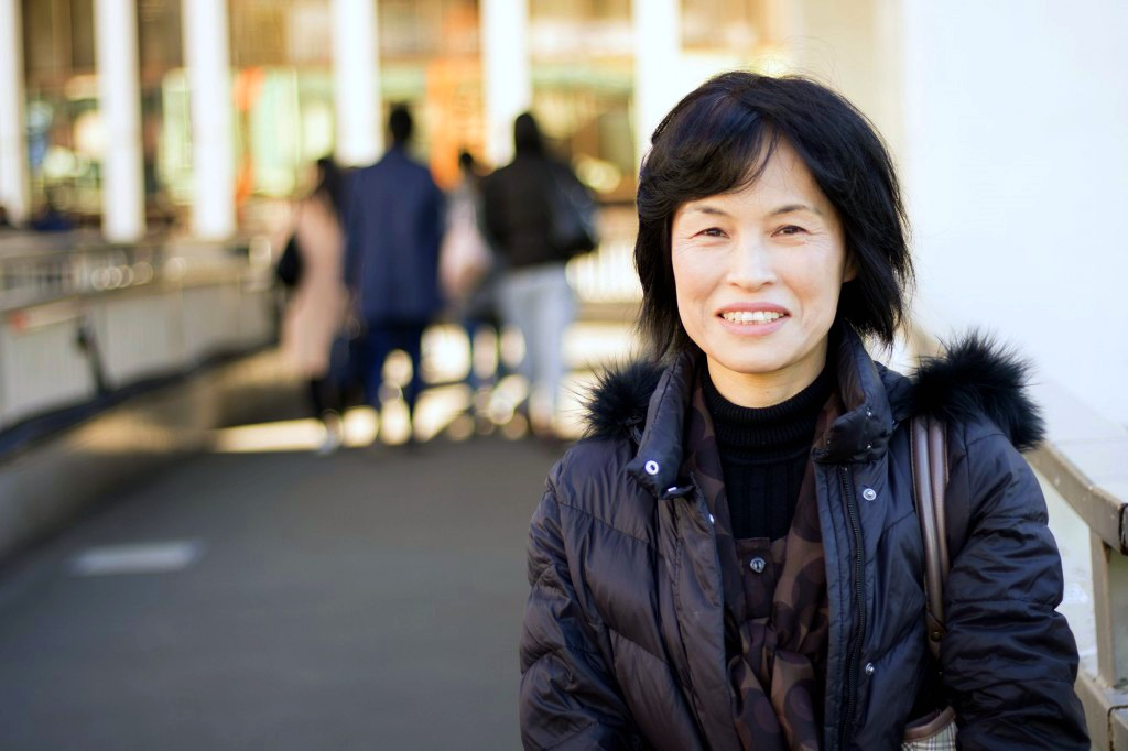 「初マラソンを「3時間48分」で走り抜けた川内優輝選手の母・美加さん」の画像