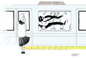 「【ランナーあるある】「最寄り駅から徒歩10km」」の画像