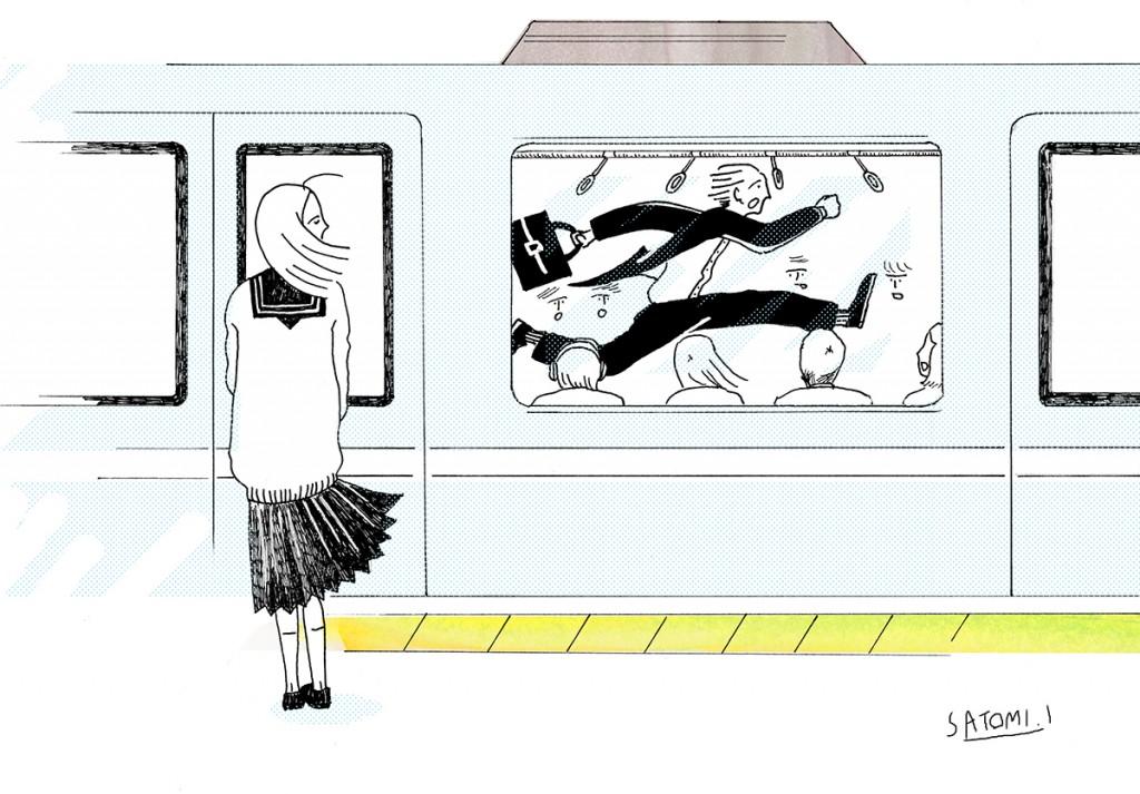 「【ランナーあるある】通勤電車が止まると「走った方が早いのでは…」と思う」の画像