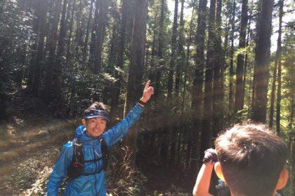 「上田瑠偉選手についていけない……トレラン初心者が秋川渓谷で感じたこと」の画像