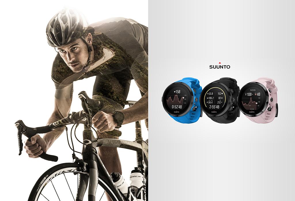 「SUUNTOより光学式心拍計を内蔵したハイパフォーマンスウォッチが発売!」の画像