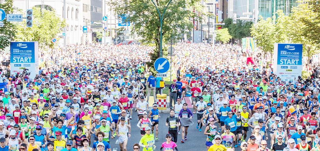 「ビギナーランナーの「3ヶ月の壁」を超えろ!! 今から始める人が目指せるマラソン大会一覧」の画像
