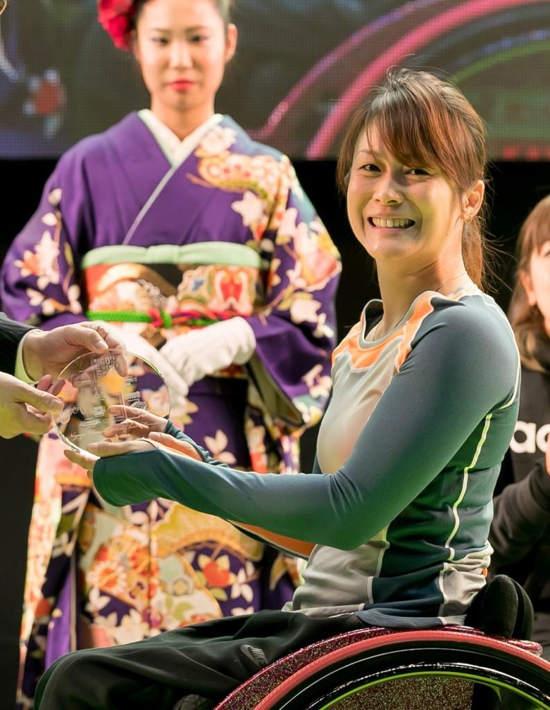 「名古屋ウィメンズマラソンで贈られたのはティファニーのオリジナルデザイン」の画像