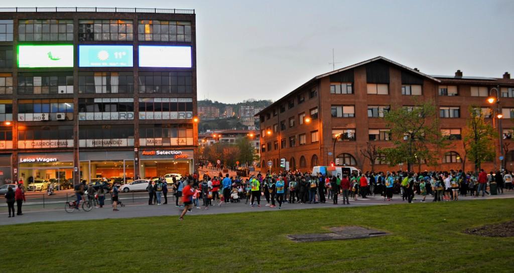 「スペインからレポート!バスク語を守るためのエキシビションレース」の画像