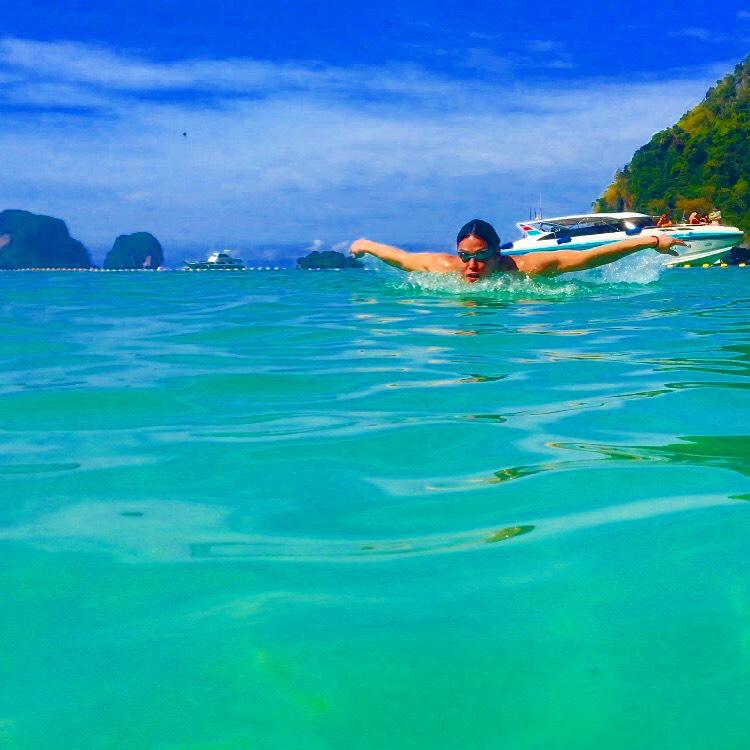 「ランナーが水泳をやるメリットとは!? デュアルキャリアの前田康輔さんが語る」の画像