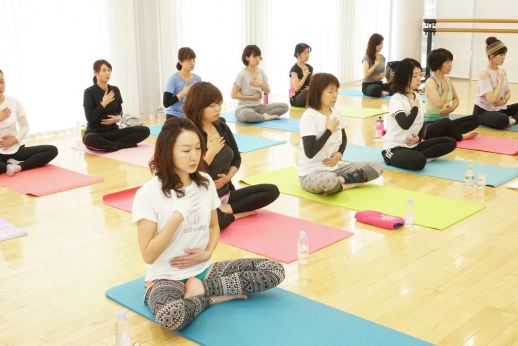 「秋田拠点の女性ランコミュニティ「run×me」がランメイクイベントを7/8(土)に開催!」の画像