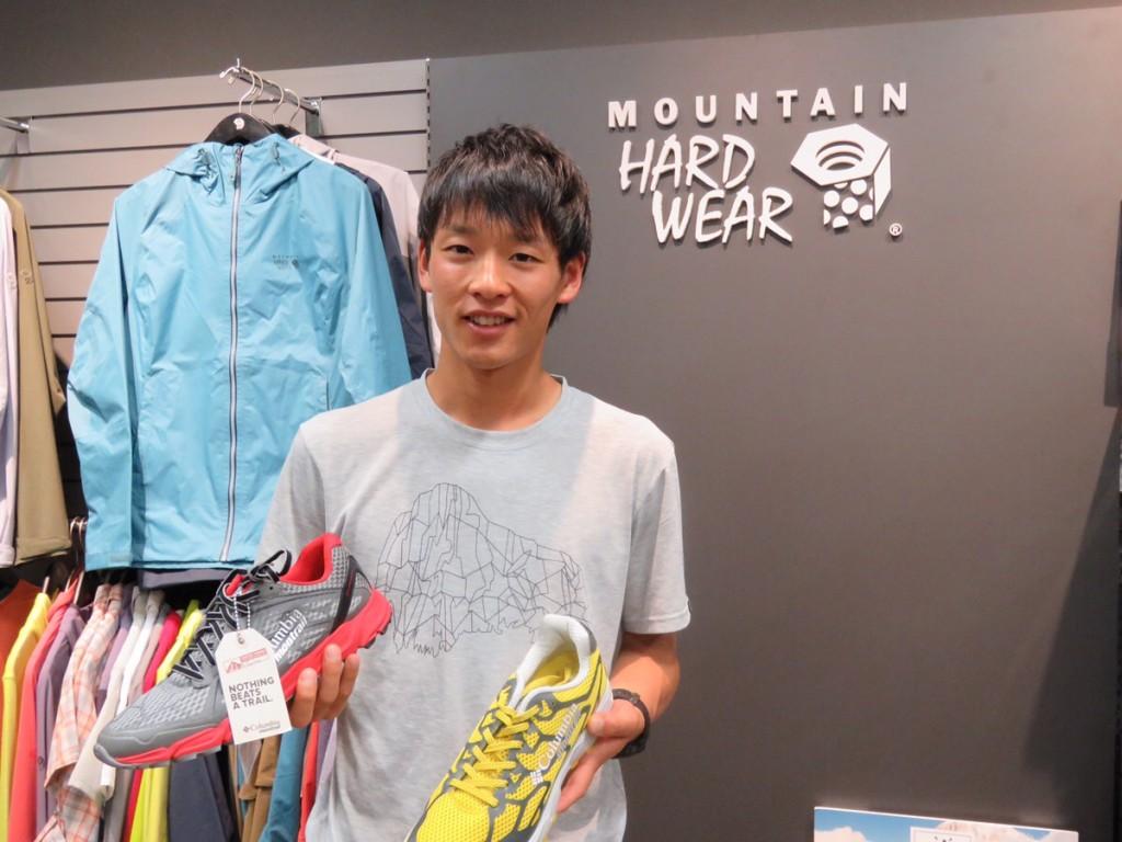 「「山を速く走るコツは○○」。トップトレイルランナー・上田瑠偉が語るこれから」の画像