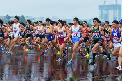 「神奈川大学が全日本駅伝の関東予選1位!! ほかの予選会通過校は」の画像