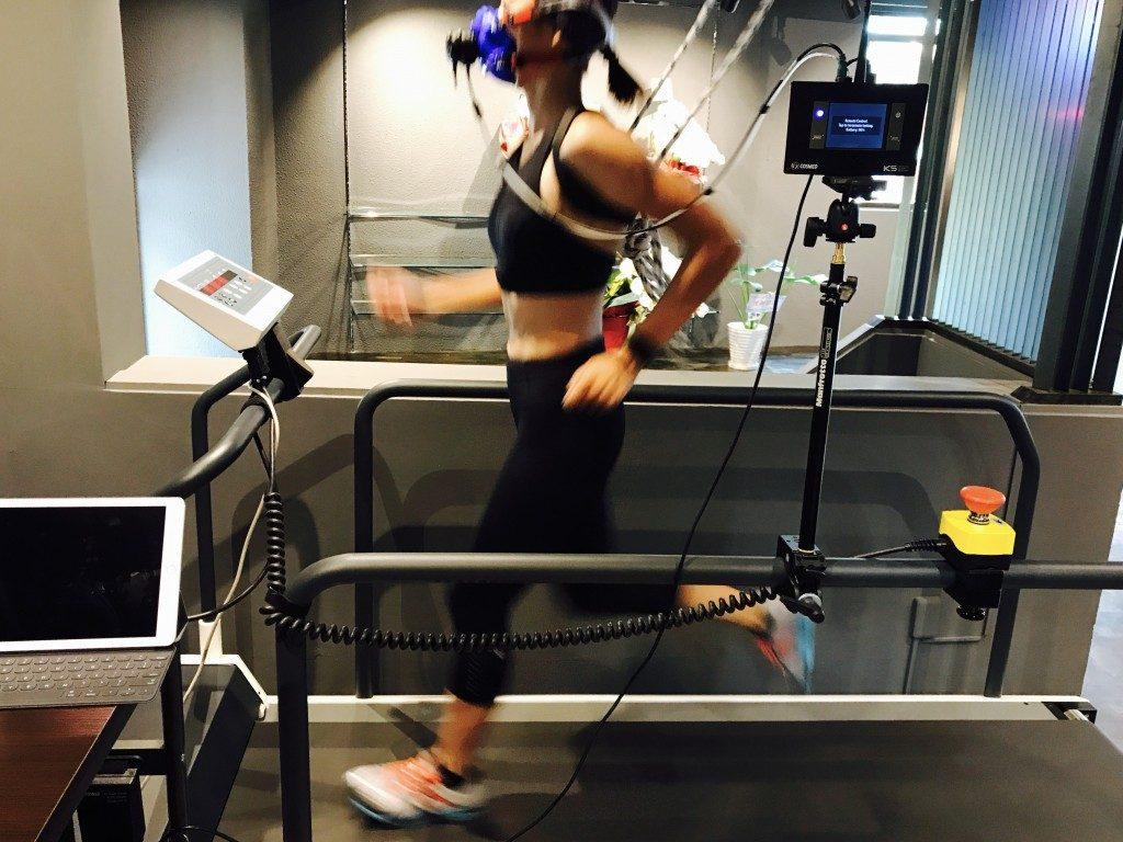 「数値化された身体データを紐解きトレーニング方法を導く「SPORTS SCIENCE LAB」を体験」の画像