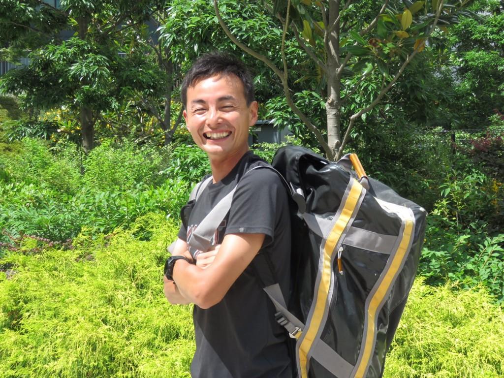 「プロトレイルランナー奥宮俊祐選手が語る「トレランのマナー」」の画像