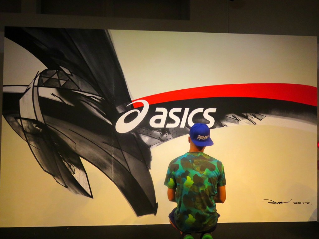 「「本気ならASICS」のイメージ刷新!? オシャレにも本気を出したASICSの秋冬シーズンモデル」の画像