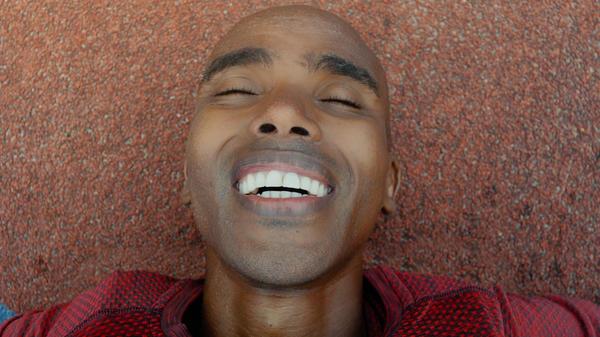 「ナイキがモー・ファラーの魂震えるフィルム『SMILE』 を公開!限界を超え続けるモチベーションがここに。」の画像