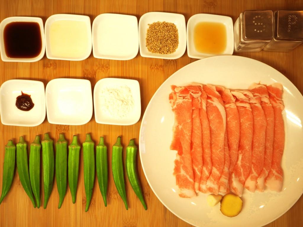 「キリン食堂・管理栄養士が考えるRUN飯! 夏バテ解消【オクラの豚肉巻き 甘辛炒め】」の画像