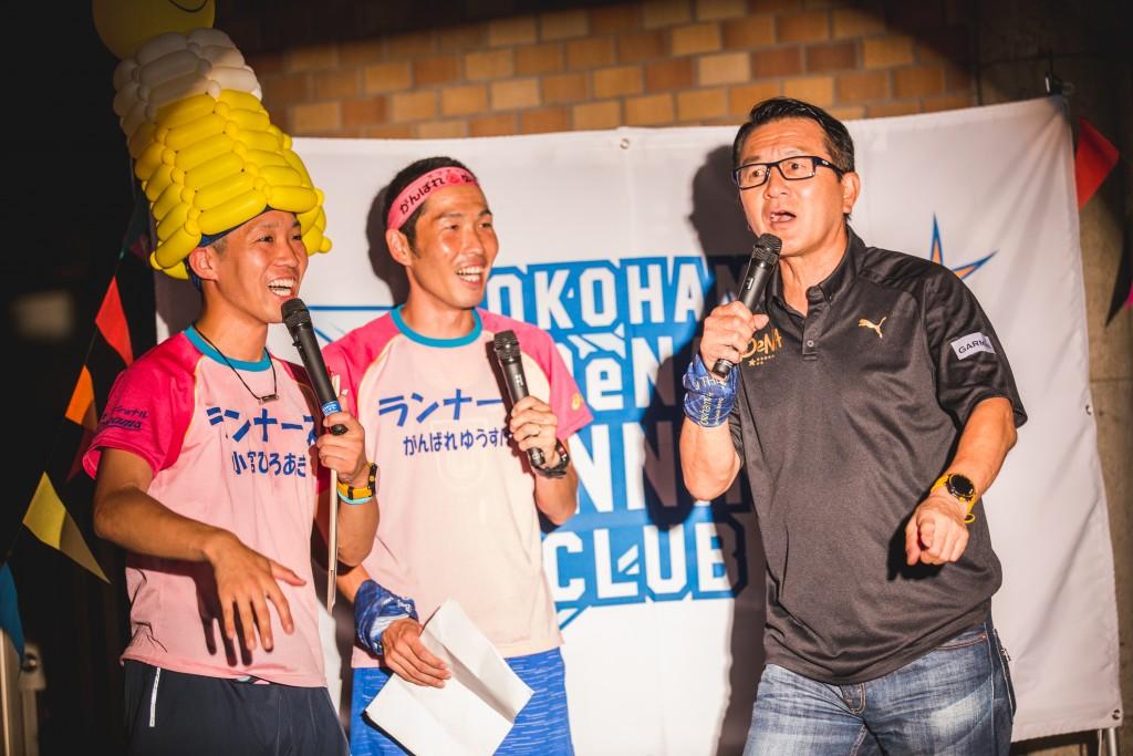 「千葉から53kmランやSUP後にラン……「Runtrip via」が横浜に上陸(DeNA主催)!!」の画像