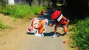 「ドラゴンボール世代が無視できない衝撃のファンラン「ドラゴンボールラン」」の画像