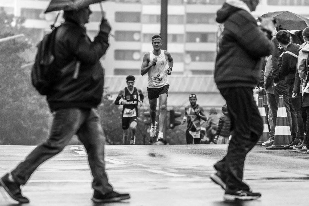 """「ビッグ3登場のベルリンマラソン、主役は""""まさか""""の初マラソンランナー」の画像"""