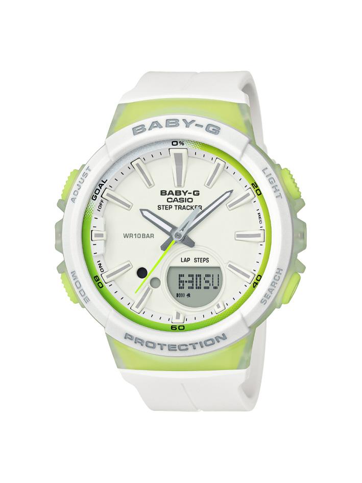 「『BABY-G』for Runningシリーズのフェアを腕時計のセレクトショップ「TiCTAC」で開催!」の画像