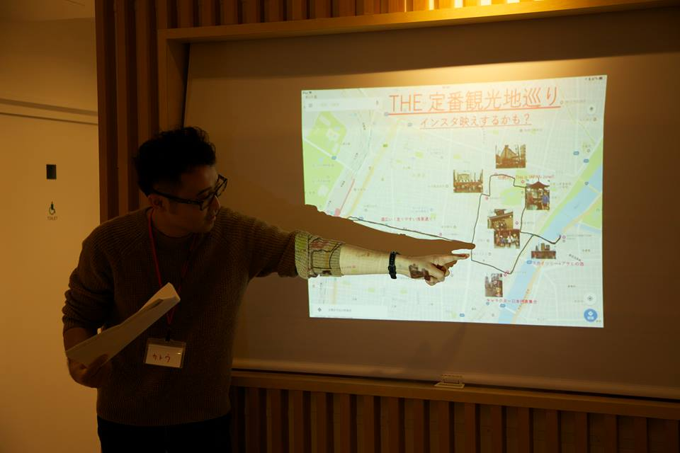 「作り手によってさまざま!! 個性的な「浅草ランニングMAP」が完成!!【ASICS・ワークショップ】」の画像