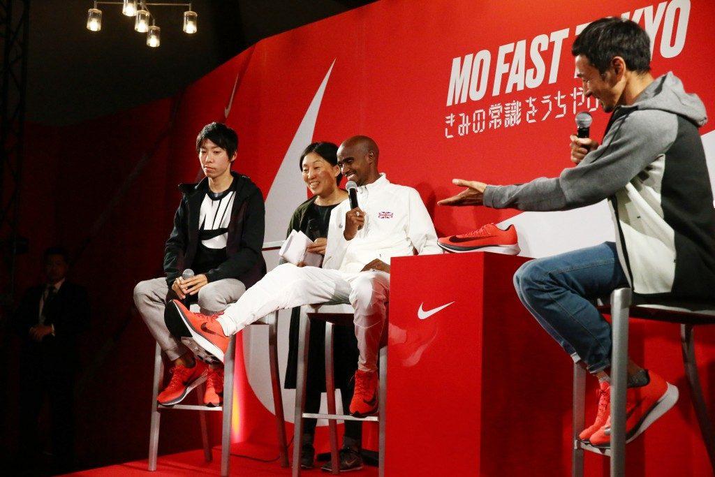 「五輪で金メダル獲得!! ファラー選手が語る「一度勝ったことによる難しさ」とは」の画像