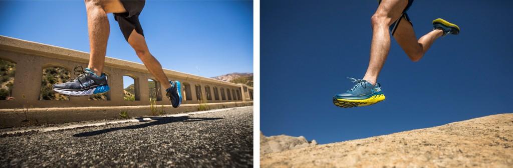「HOKA ONE ONE のダイナミックスタビリティシューズ 『ARAHI』 と全路面対応シューズ 『CHALLENGER ATR』 がアップデート!!」の画像