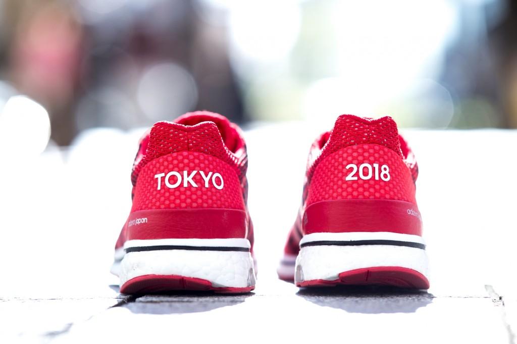 """「""""東京""""をテーマにデザインされた新シリーズ『adizero japan BOOST 3 –LIMITED EDITION-』発売!!」の画像"""